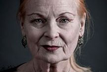 # Artist - Vivienne Westwood / Vivienne Isabel Westwood ( born 8 April 1941) is a British fashion designer and businesswoman, largely responsible for bringing modern punk and new wave fashions into the mainstream.