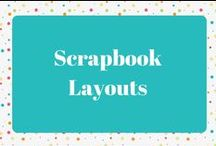 Scrapbooking Layouts / Scrapbooking Layouts, Albums and Ideas