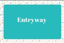 Entryway / Entry Way Decor and Ideas in Homes
