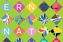 Print & Pattern Nature Book
