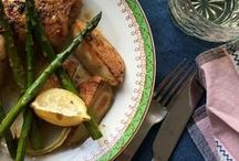 Gluten Free Suppers / Dinners with all the joys of flavour without the trouble of gluten.