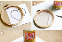 DIY / Because I can...or maybe because I think I can... / by Susan Harbourt