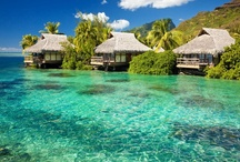Day Dream Vacations / For when I need to take a mini vacation in my mind....