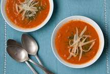 Soups / by Krista {Budget Gourmet Mom}