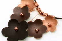 Susan Harbourt Designs 2013 / www.SusanHarbourtDesigns.com My Jewelry Shop! #Jewelry, #Rings, #Earrings, #Necklaces, #Bracelets, #cuffs, #Garden #markers, #Herb markers, #Gifts, #Handmade, #Artisan, #Copper, #Sterling, #Silver / by Susan Harbourt