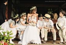Casamento - Crianças / by Rafaela Zakarewicz