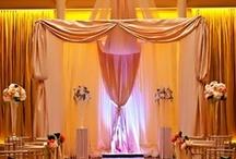 Chuppahs, Mandaps & Arches / #chuppahlove #mandap #weddingarch #arch A collection of gorgeous chuppah mandap and arch designs!