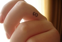 To Infinity and Beyond... / I have a bit of an obsession with the infinity symbol.... / by Susan Harbourt