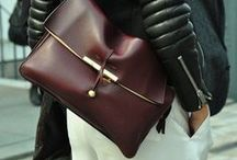 Bagged / Handbags. Part carry-all, part art form.