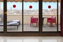 Confortel Almirante - Barcelona / En nuestro Confortel Almirante no pierden el tiempo en estar a la última, como veis en las fotos salen todos los espacios que hay distribuidos por el hotel y no se puede negar que todos tienen un encanto especial. Para conocer más sobre nuestro Confortel Almirante y el resto de nuestros hoteles Confortel visita nuestra página web [ http://goo.gl/ee1OU ] y conoce todo lo que tenemos preparado para Semana Santa. / por Confortel Hoteles