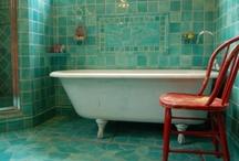 Beautiful Baths / Bathrooms, Powder Rooms / by Iris Interiors