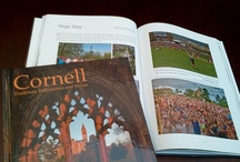 """Sneak Peek: New Book of Photos of Cornell University  / """"Cornell: Tradition, Inspiration & Vision"""" published May 2013, available at The Cornell Store & online at store.cornell.edu. Over 96 new color photographs by Alan Nyiri, plus descriptions of campus and quotes from students."""