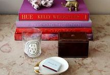 Accoutrements!  / This board showcases a collection of of my favorite home accents and accessory pins.