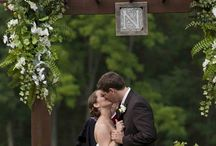 Bergerons Ceremonies / A Collection of wedding ceremony design for couples and their nuptials by Bergerons Flowers.