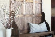 Home decor ideas / by Amanda Gregory