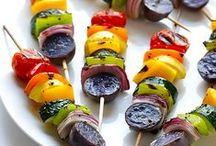Side Dishes / Easy side dishes for bbqs and cookouts, healthy vegetable side dishes for chicken, potato side dishes for steak and hamburger, quick side dishes for dinner and potlucks, and simple hot or cold pasta dishes.
