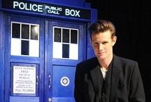 Doctor Who / by Jordan Rinker