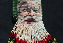 CHRISTMAS BEADING / by Phyllis Closser