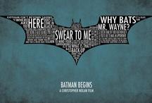Batman, Batman, Batman / by Chloe Falcone