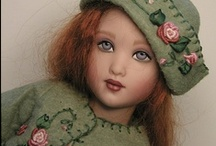 AG doll pattern ideas / by Phyllis Closser
