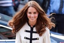 Kate Middleton / by Jordan Rinker
