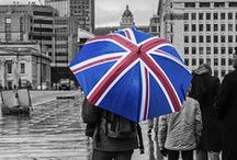 LE loves British Weather / by Lands' End UK - Clothing Retailer