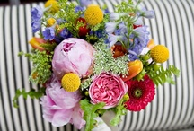 Bridal Bouquets - Bright and Colorful