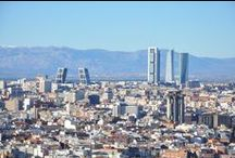 Destinos Confortel: Madrid / por Confortel Hoteles