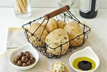 Breads and Rolls / by Krista {Budget Gourmet Mom}