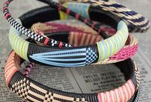ethical jewelry / Our fair trade wishlist for jewelry that does good.