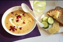 Abendbrot ist Suppenzeit!