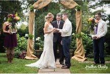 Bergerons Flowers Real Weddings / Highlighting Bergerons Flowers Real Weddings from Our Blog!
