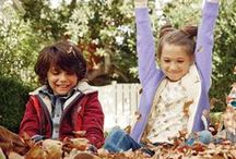 Kids' Autumn Fashion / Kids Fashion: Get them looking super stylish this season! / by Lands' End UK