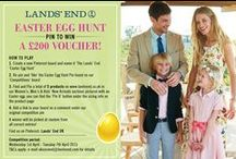 Competitions / Win! Our current giveaways and competitions. / by Lands' End UK
