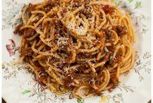 Italian Favorites / My weakness! !  / by Billi DeLashmutt