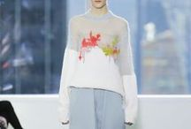 DELPOZO FW14 Knitwear Collection