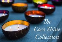 Coco Shine Candles