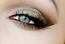Eye Make Up Green Eyes