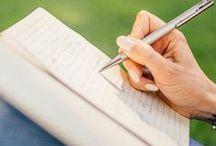 Prayer Journals / Everything beautiful on keeping praying journals.