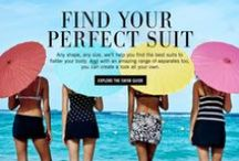 Swimwear / Swimwear for all including Swim Tees, Shorts and Body Slimming solutions / by Lands' End UK