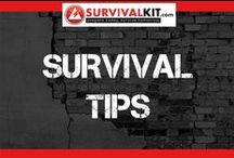 Survival Tips - www.survivalkit.com / I have opened this board to all Preppers.  To contribute just follow me and  send me a message so that I can invite you.  Please note only your 3 best pins and tips per day, NO SPAM. NO DUPLICATES. Please stick to the topic otherwise you will be deleted. Happy Pinning and Happy Prepping