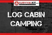 Log Cabin Camping