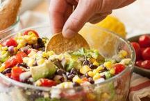 Scrumptious Salads / Salads for the salad lovers