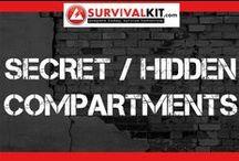 Secret / Hidden Compartments
