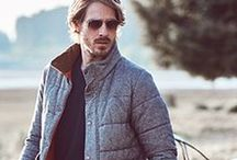 The New Lands' End - For Men / Introducing the New Lands' End - The Autumn edit from Vogue market stylist Cara Crowley / by Lands' End UK