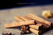 Power of Scents Prosperity Candle / Explore the Power of Scents. Design your Own Candle now! http://prosperitycandle.com/pages/about