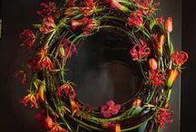 Tomas De Bruyne-Floral Designer / Floral designs by master designer Tomas De Bruyne