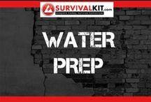 Be Water Prepared