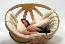Wood Design / Fine examples of excelent product design made in wood, furniture and creative details involving wood