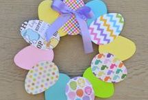 Spring! / Spring inspired crafts, activities, recipes, and tips covering  St. Patrick's Day, Easter, Earth Day, spring break, and Mother's Day.